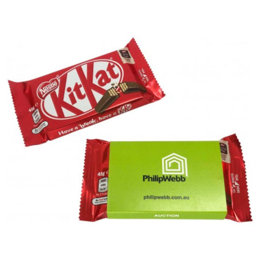 Kitkat 45g With Sleeves