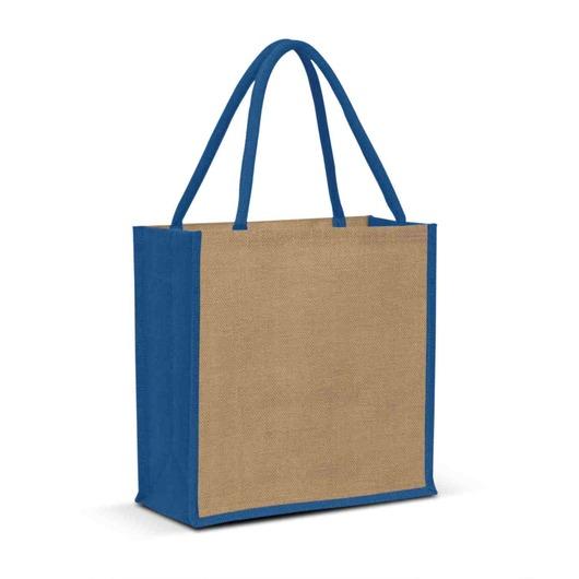 Lanza Jute Tote Bags