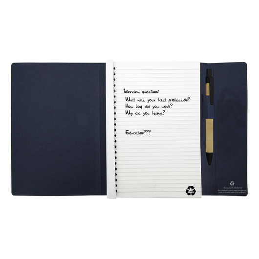 Large Eco Tuck Journal Books