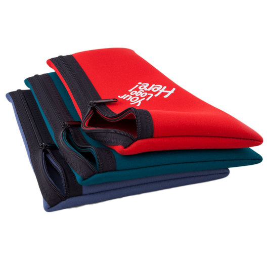 Neoprene Pencil Cases