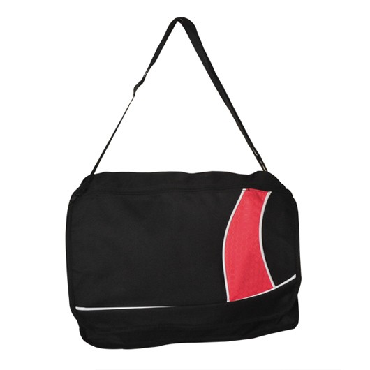 Black Red Conference Bags