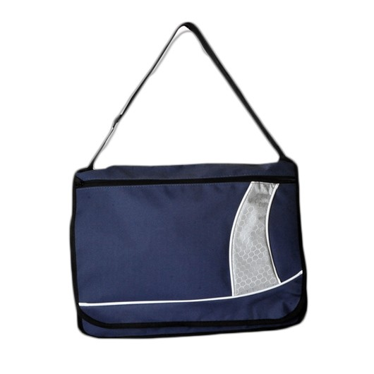 Navy Grey Conference Bags
