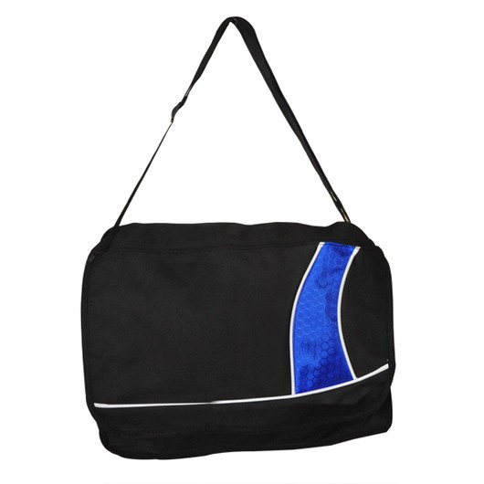 Royal Black Conference Bags