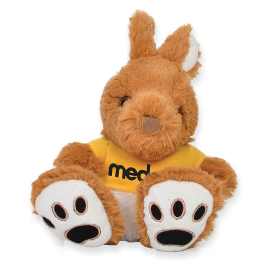 Lucas the Plush Kangaroo