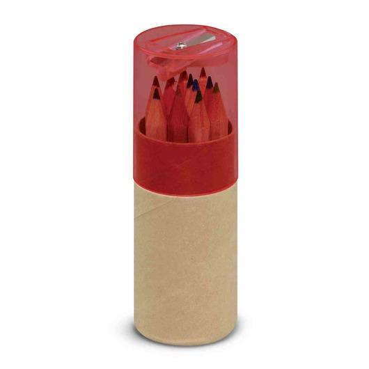 Malvern Coloured Pencil Tubes