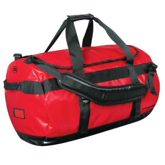 Medium Gear Bags Bold Red Black