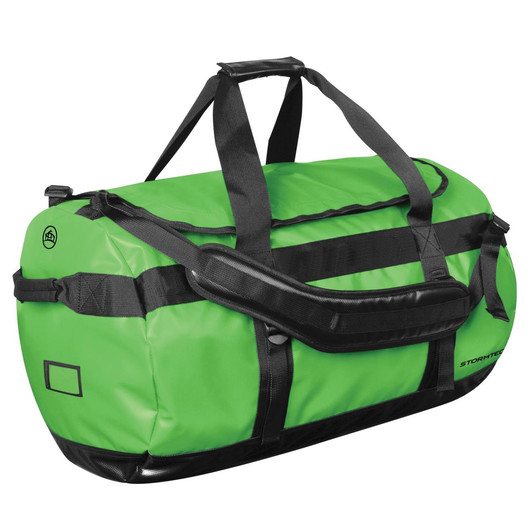 Medium Gear Bags Lime Black