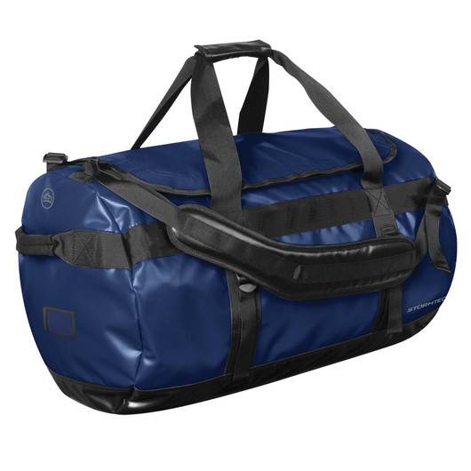 Medium Gear Bags Ocean Blue Black