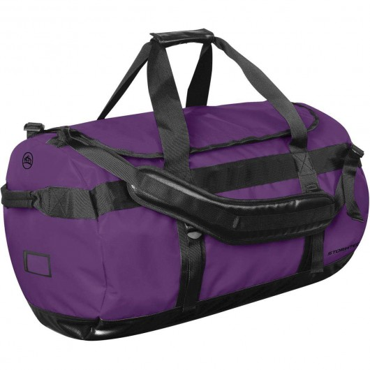 Medium Gear Bags Purple Black