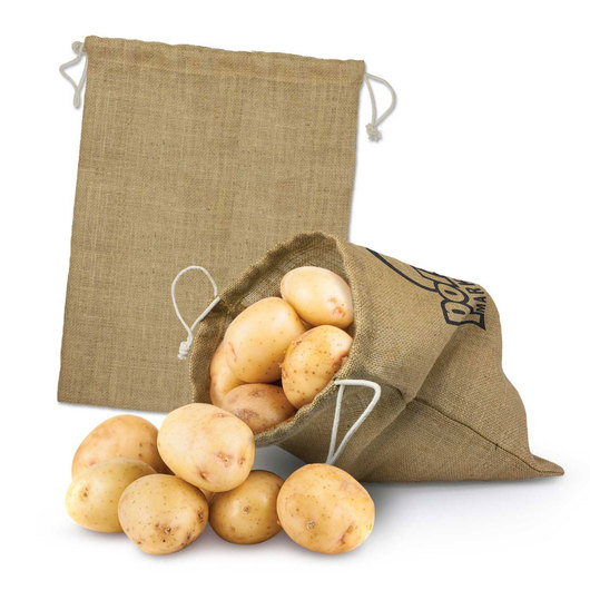 Promotional Jute Produce Bags