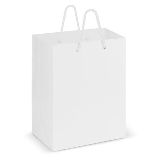 Medium Laminated Carry Bags