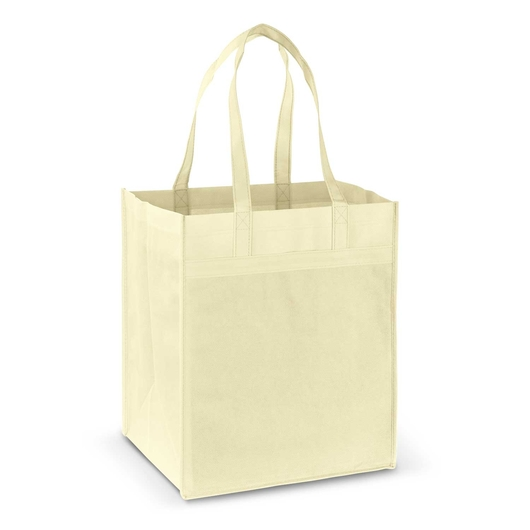 Mega Shopper Tote Natural