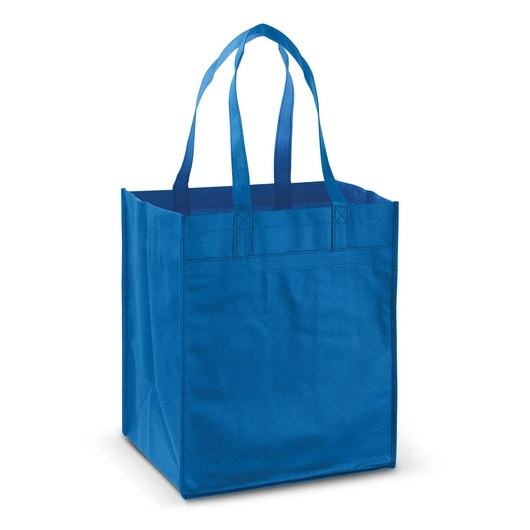 Mega Shopper Tote Royal Blue
