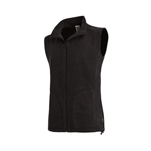 Mens Active Fleece Vests