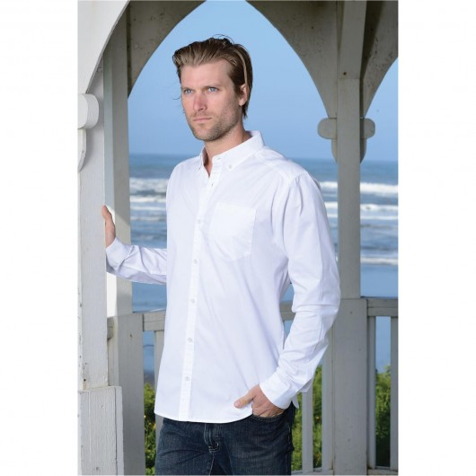 Mens Cannon Twill Shirts Model