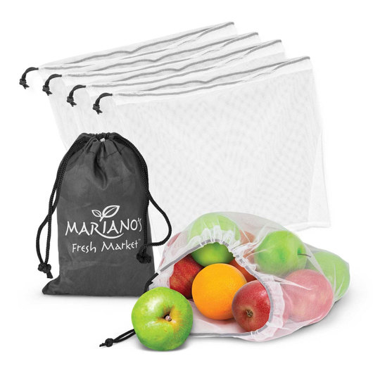 Promotional Mesh Produce Bag Packs