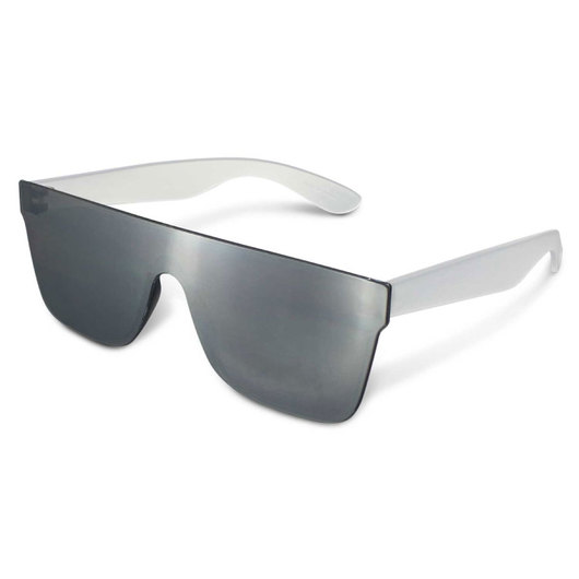 Miami Future Sunnies Silver