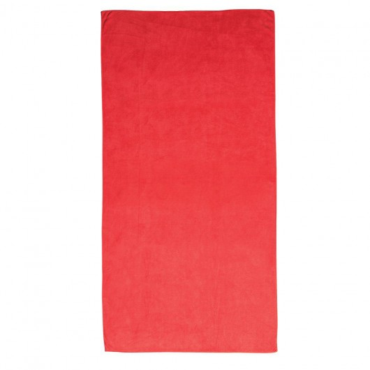 Microfibre Towels Red