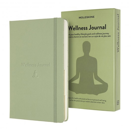 Moleskine Passion Journal - Welliness