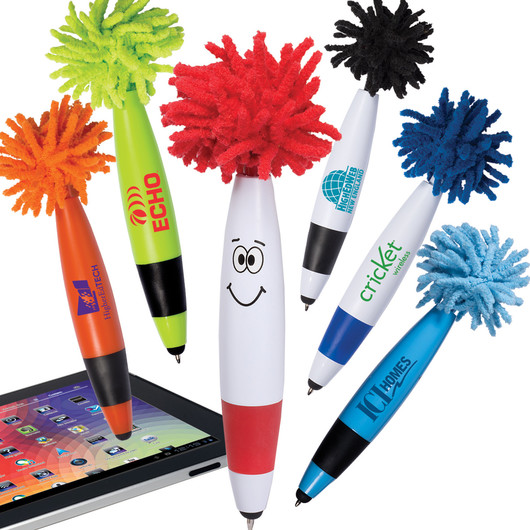 Mop Top Junior Pens