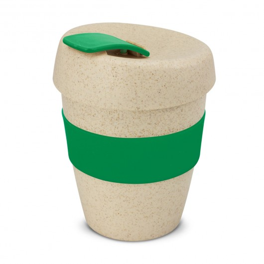 Dark Green Natural Forrest Eco Cups