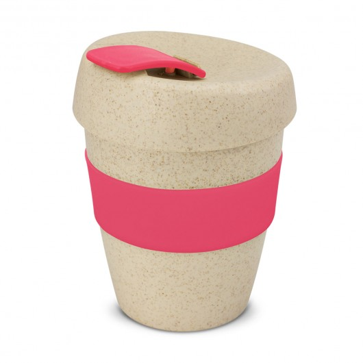 Pink Natural Forrest Eco Cups
