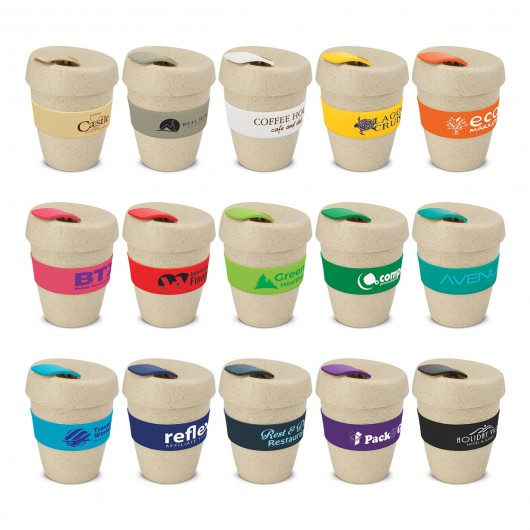Printed Natural Forrest Eco Cups
