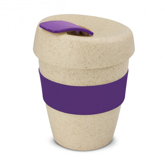 Purple Natural Forrest Eco Cups