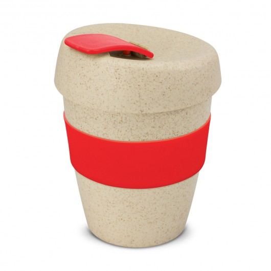 Red Natural Forrest Eco Cups