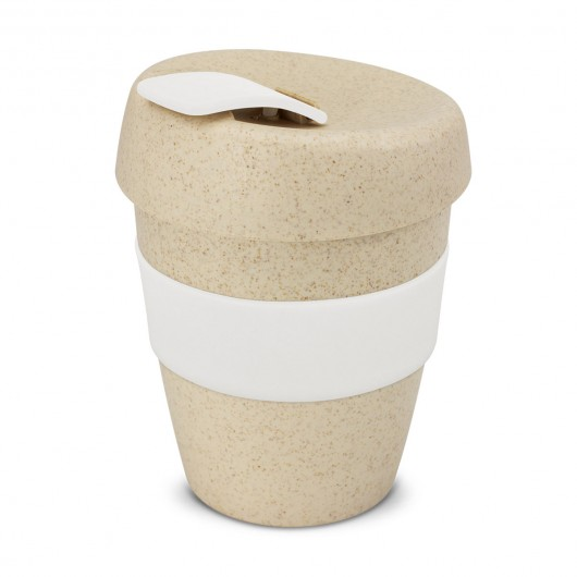 White Natural Forrest Eco Cups