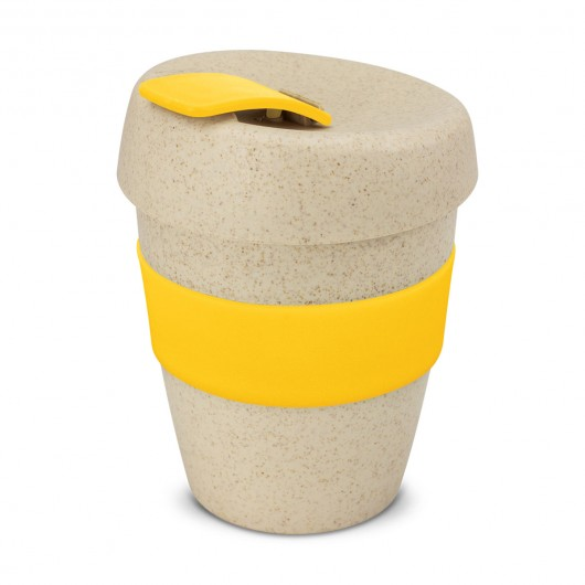 Yellow Natural Forrest Eco Cups