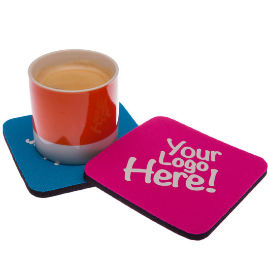Neoprene Coasters