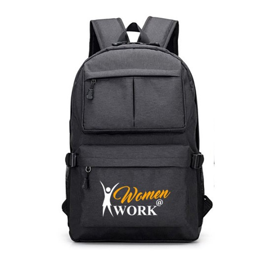 Black Ontario Backpacks