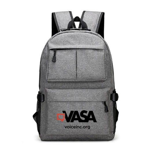 Grey Ontario Backpacks
