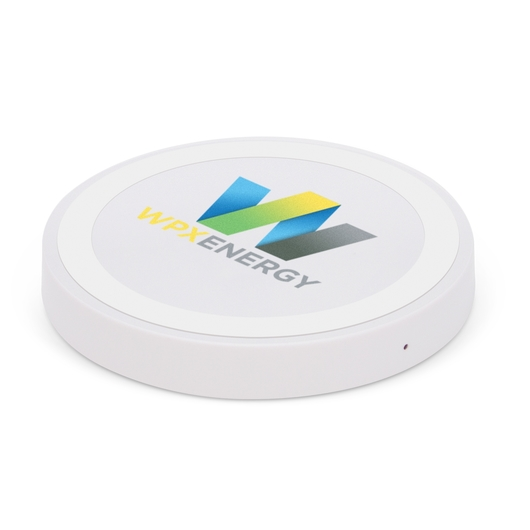Orbit Wireless Charger white