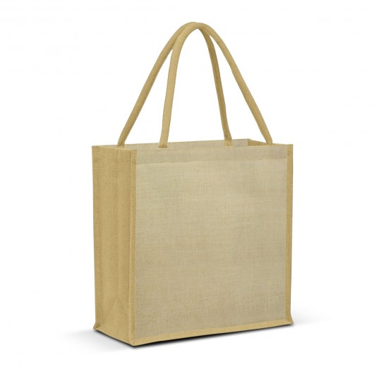 Blank Ormond Juco Tote Bags