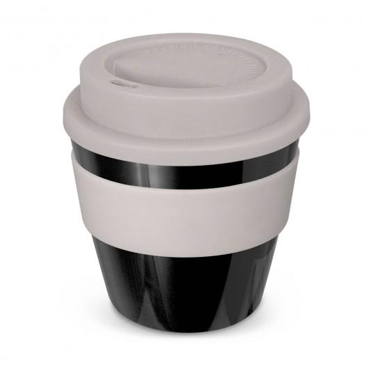 Black Grey Petite Kooyong Cups