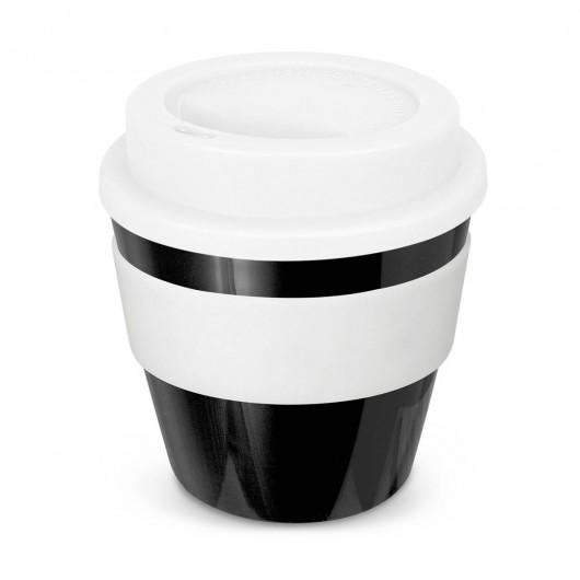 Black White Petite Kooyong Cups