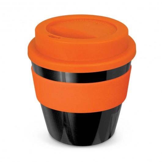 Black Orange Petite Kooyong Cups
