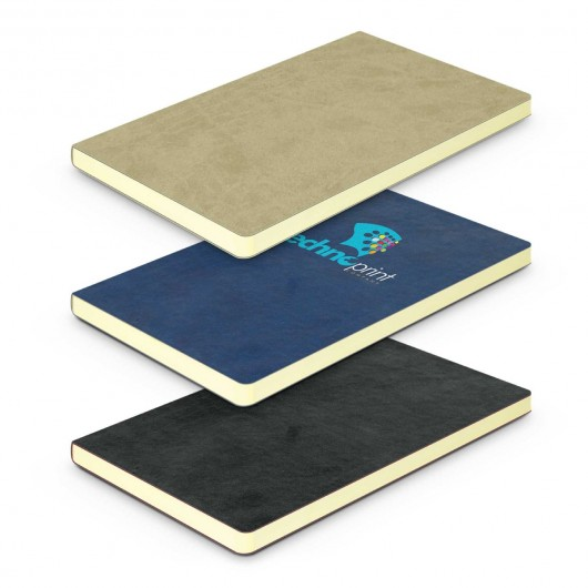 Promotional Pierre Cardin Soft Cover Notebooks