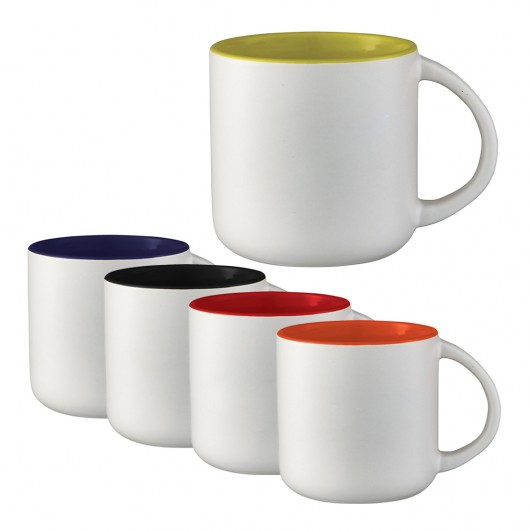 Porto Ceramic Mugs Group