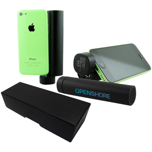 Power Bank Speakers