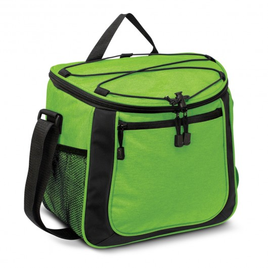 Bright Green Prague Cooler Bags
