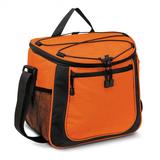 Orange Prague Cooler Bags