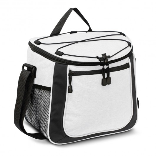 White Prague Cooler Bags