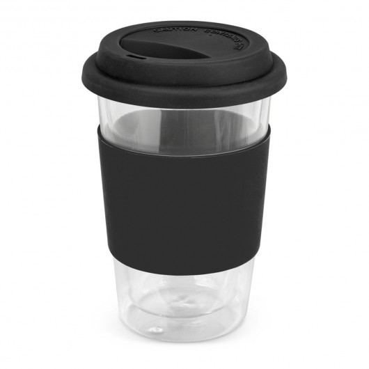 Black Premium Mosman Glass Cups