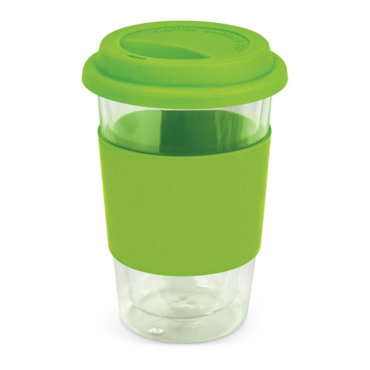Bright Green Premium Mosman Glass Cups