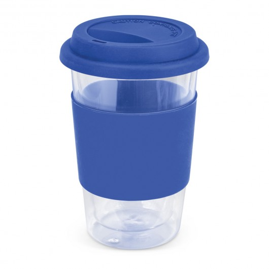 Dark Blue Premium Mosman Glass Cups