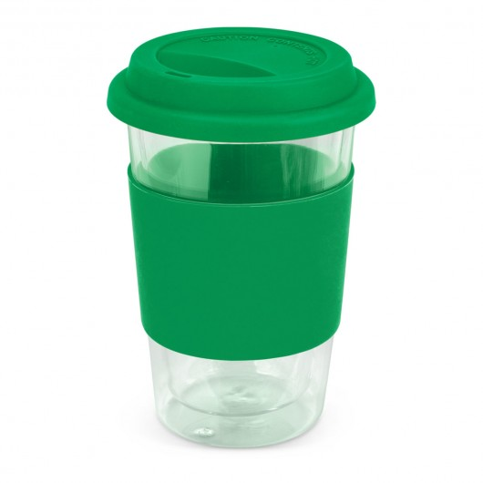 Dark Green Premium Mosman Glass Cups