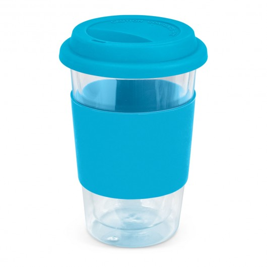 Light Blue Premium Mosman Glass Cups